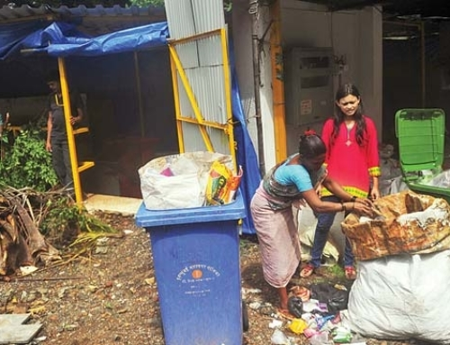 Waste management: Borivli society leads the way.